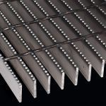 McNichols Co. - Bar Grating, Welded, GW-200 (19-W-4), 19-W-4, Carbon Steel (CS) - 6620310232
