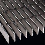 McNichols Co. - Bar Grating, Welded, GW-200 (19-W-4), 19-W-4, Carbon Steel (CS) - 6620310232