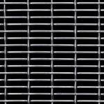 McNichols Co. - Designer Metals, Designer Mesh, Chateau™, 3120, Carbon Steel (CS) - 3631200048