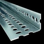 McNichols Co. - Structural Shapes, Slotted Angles, Flex Angle®, Galvanized (GV) - 8400140110