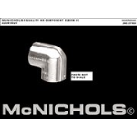 McNichols Company - Slip-On Fittings, #3 Ell Aluminum - WH06020