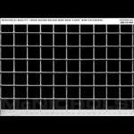"""McNichols Company - 1 Mesh Square Welded Wire Mesh, 0.0800"""" Wire Galvanized, 48.0000"""" x 1200.0000"""" - 3401804810"""