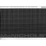 """McNichols Company - 4 Mesh Square Welded Wire Mesh, 0.0320"""" Wire Stainless Steel, 36.0000"""" x 1200.0000"""" - 3804423610"""