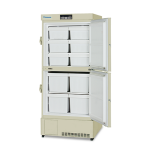 Panasonic Healthcare Corporation - MDF-U5312-PA - 17.0 cu.ft. Upright Biomedical Freezer