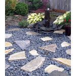 Coverall Stone, Inc. - Beach Lava Pebble