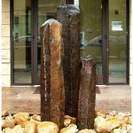 Coverall Stone - Red Bluff Basalt Fountains