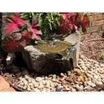 Coverall Stone - Dish Rock Basalt Fountains