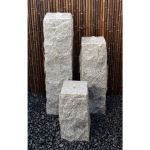 Coverall Stone - Granite Chiseled Fountain