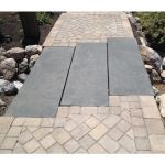 Coverall Stone - Flamed Basalt Slabs