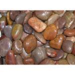 Coverall Stone - Red Polished Pebbles