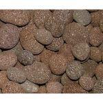 Coverall Stone - Red Beach Lava Pebbles
