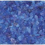 Coverall Stone - Cobalt Beach Glass Pebbles