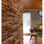 "Coverall Stone - Natural 3/4"" Recycled Teak"