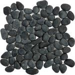 Coverall Stone - Black Seaside Pebble Tile