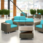 Sauder Worship Seating - Lounge Furniture