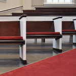 Sauder Worship Seating - Loose Cushions