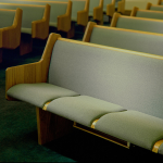 Sauder Worship Seating - Definity™ Pews and Benches