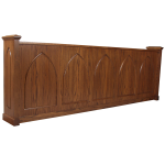 Sauder Worship Seating - Pew Frontals