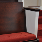 Sauder Worship Seating - High Back Pews and Benches