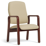 Sauder Worship Seating - Laurelwood and Wedgewood Worship Chair