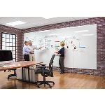 Magnatag Visible Systems - WhiteWalls® Magnetic Dry-Erase Whiteboard Wall Paneling