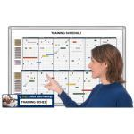 Magnatag Visible Systems - 365-Day Line Schedule™ Magnetic Dry-Erase Whiteboard System