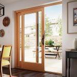 Milgard Windows & Doors - Fiberglass Clad Wood French-Style Sliding Patio Doors - Essence Series