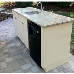 Werever Waterproof Cabinetry - Outdoor Cabinet End Panel