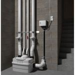 Saniflo - SANICUBIC 2® Packaged Grinder Pump System