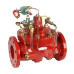 Ames Fire & Waterworks - 900DF-B - Deluge Valve - Pneumatic Hydraulic Electric Actuated