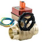 Ames Fire & Waterworks - LFAFBV-FP - 2-Piece, Full-Port, Gear Operated, Slow Close Ball Valve