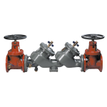 FEBCO - LF850 - MasterSeries® In-Line Double Check Valve Assemblies - Large Diameter