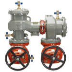FEBCO - LF870V - MasterSeries® N-Pattern Double Check Valve Assemblies - Large Diameter