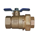 FEBCO - LF622UF - Full Port Union End Ball Valves