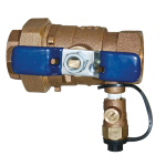FEBCO - LF622UFT - Full Port Tapped Union End Ball Valves