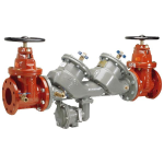 FEBCO - LF860 - MasterSeries® In-Line Reduced Pressure Zone Assemblies - Large Diameter
