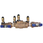 FEBCO - 850U - Double Check Valve Assemblies with Union End Ball Valves