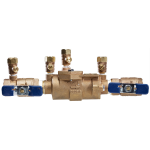 FEBCO - LF850, LF850U - In-Line Design Double Check Valve Assemblies - Small Diameter
