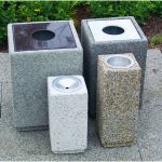 Alpha Precasts - Waste and Ash Receptacles