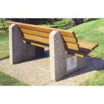 Alpha Precasts - Benches