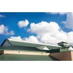 UNITED SKYS - Series 6000 Flat Sheet Polycarbonate Translucent Skylight Systems