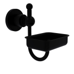 Allied Brass - Astor Place Wall Mounted Soap Dish - Matte Black