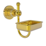 Allied Brass - Astor Place Wall Mounted Soap Dish - Polished Brass