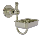 Allied Brass - Astor Place Wall Mounted Soap Dish - Polished Nickel