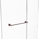 Allied Brass - Dottingham Collection 18 Inch Shower Door Towel Bar - Antique Copper