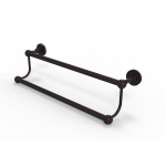 Allied Brass - Dottingham Collection Double Towel Bar - Antique Bronze
