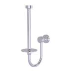 Allied Brass - Upright Toilet Tissue Holder - Polished Chrome - FT-24U