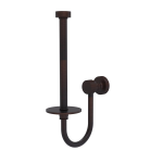 Allied Brass - Upright Toilet Tissue Holder - Venetian Bronze - FT-24U