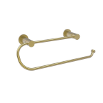 Allied Brass - Fresno Collection Wall Mounted Paper Towel Holder - Satin Brass