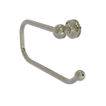Allied Brass - European Style Toilet Tissue Holder - Polished Nickel - MA-24E
